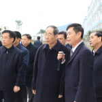 You Quan Visits Hishan for Inspection