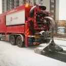 世界唯一能够呈现道路本色的除雪破冰重器